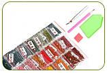 Алмазна мозаїка вишивка Ранкова кава 50х35см DM-165 Повна зашивання. Набір алмазної вишивки, фото 2