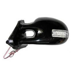 Зеркало боковое ЗБ 3252C BLACK/LED черн/пов (ЗБ 3252C BLACK/LED)