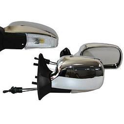 Зеркало боковое ЗБ 3107П/LADA 04,05,07/CHROME/LED хром/пов (ЗБ 3107П CHR/LED)