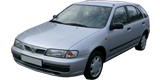 Nissan Almera I седан 1995-1999