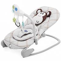 Детский шезлонг Chicco Balloon Monkey (79652.33)