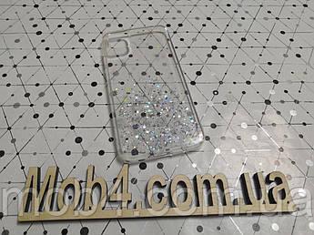 Силиконовый чехол накладка Звездная пыль для Huawei Y5P / Honor 9s