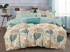 Двухспальный комплект постельного белья ранфорс ТМ TAG  R1005