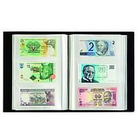 Альбом для 300 банкнот (100 листов)