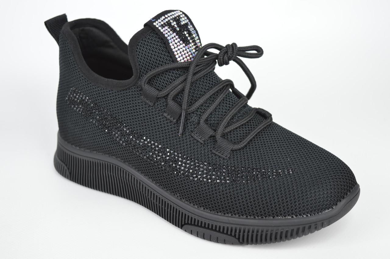 Кросівки текстильні V. I. konty 12005 40 Чорний