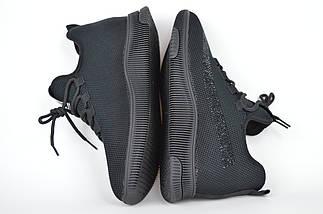 Кросівки текстильні V. I. konty 12005 40 Чорний, фото 3