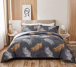 Двухспальный комплект постельного белья ранфорс ТМ TAG  R1007