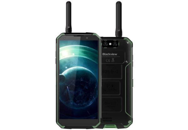 Смартфон Blackview BV9500 Pro 6/128Gb Green (DTD00263)