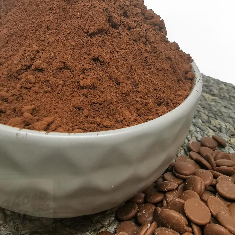 Какао порошок 12% алкалізований, 500г. Венесуела (Sur de Lago)