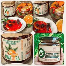 Микстура сосновый сироп и цукаты апельсин, 500 мл