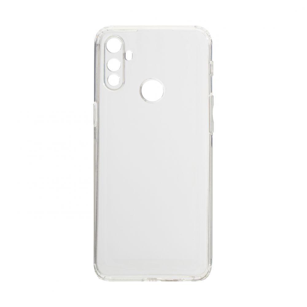 Чехол  прозрачный Realme C3 / чехол  реалми c3