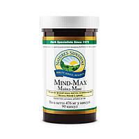 Mind-Max NSP, Майнд-Макс НСП, США. Улучшает общую концентрацию, память и повышает работоспособность