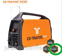 Аппарат плазменной резки EX-TRAFIRE 45SD 400В с резаком Thermacut (Термакат) ручной