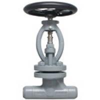 Вентиль (клапан) запорный кованный стальной