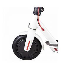 "Электросамокат Crosser M5 8.5"" Premium White, фото 3"