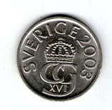 Швеція 5 крон 2003 рік №79, фото 2