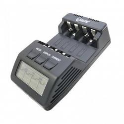 Зарядний пристрій AA/AAA Extradigital BM110 Black