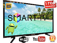 Телевизор Samsung 42 Smart tv UHD 4K Android 9.0 WIFI T2 Смарт тв Самсунг