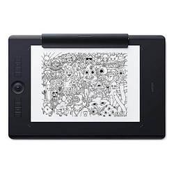 Графічний планшет Wacom Intuos Paper Pro M Black (PTH-660P-R)