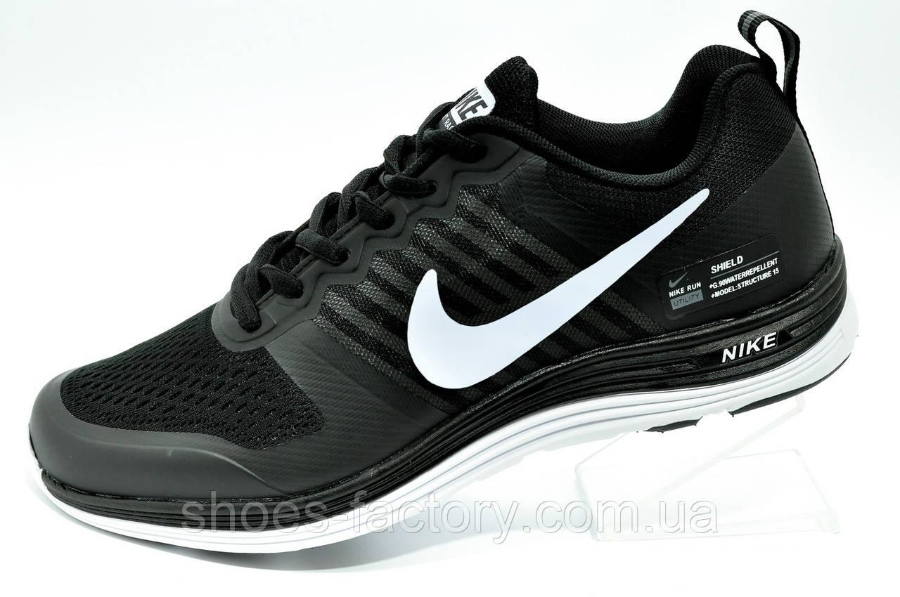 Кроссовки в стиле Nike Shield мужские