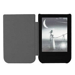 "Чохол-книжка 6.0"" PocketBook 631 Airon Premium Black"