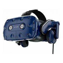 Шолом віртуальної реальності HTC Vive Pro Kit Black Blue