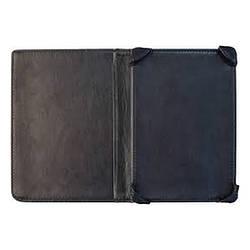 """Чохол-книжка 6.0"""" PocketBook 606/616/627/628/632/633 (Куточки) Black"""