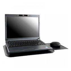 """Підставка під ноутбук 12"""" Modecom MC-G10 Black"""