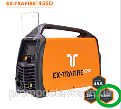 Аппарат плазменной резки EX-TRAFIRE 45SD 400В с резаком Thermacut (Термакат) механический
