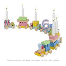 Аксесуари goki Підставка для свічок Подарунковий експрес GK106