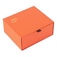 Подарунковий набір AUMI TOP-4 №2 у VIP коробці, 4 х 300г фундучна, арахісова, десерти Карамель і Espresso, фото 4
