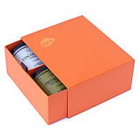 Подарунковий набір AUMI TOP-4 №2 у VIP коробці, 4 х 300г фундучна, арахісова, десерти Карамель і Espresso, фото 5