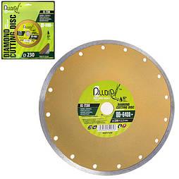 Alloid Диск алмазный отрезной со сплошной кромкой 230 мм (DS-7230К)