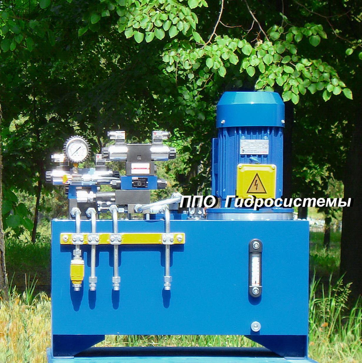 Производство гидравлических маслостанций