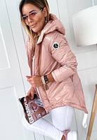Куртки жилетки женские норма и...