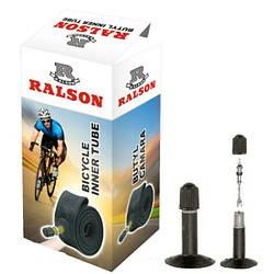 Камера велосипедная Ralson 24 x 1,75 / 2,125 AV