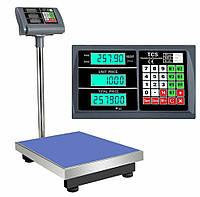 Электронные торговые весы 300 кг WiFi OPERA | Весы для магазина | Весы для торговли