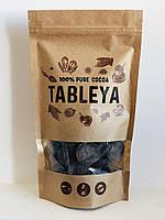 Таблея - обсмажені і подрібнені ядра ферментованих какао-бобів 200 гр.