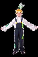 Чипполино новогодний костюм для мальчика