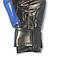 Боксерські рукавички 10 oz шкіра, сині BOXER, фото 3