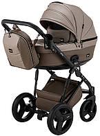 Детская коляска 2 в 1 Bair Play BP-26/27 капучино-коричневый, фото 1