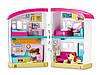 Игровой набор Кукольный домик с мебелью и фигурками девочки и собачки Keenway, фото 2