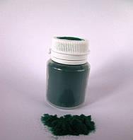 Флок зеленый, 20мл