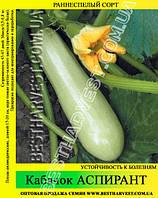 Семена кабачка Аспирант 10 кг (мешок)