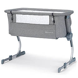 Доставне ліжко-люлька Kinderkraft Uno Up Gray (KKLUNOGRYM000N)