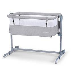 Доставне ліжко-люлька Kinderkraft Neste Air Grey (KKLNEAIRGRY000)