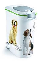 Контейнер пластиковый для корма Собаки 54 л 493Х278Х605 мм Curver CR-03906