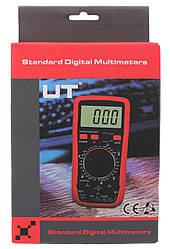 """Мультиметр """"Digital"""" (Тестер), VC61A, типи вимірювань - DCV, АCV, DCA, АСА, Ом."""