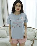 Піжама з шортами ,Arcan, фото 2