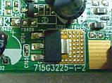Плати від LCD монітора ViewSonic VA2213w-6 по блоках (розбитий екран)., фото 5